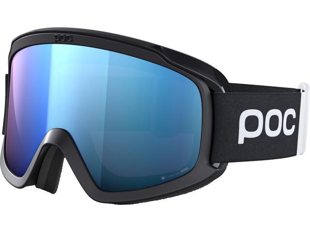 POC Opsin Clarity Comp Masque, uranium black/spektris blue